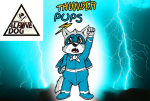 Thunder Pups logo