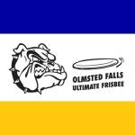 Olmsted Falls Ultimate Frisbee logo