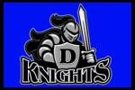 DKnights logo