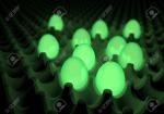 Huevos Radioactivos logo