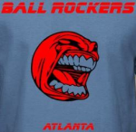 Ball Rockers logo