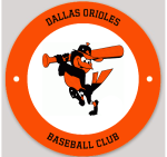 Dallas Orioles logo