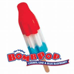 Cherry Bomb Pops logo