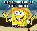 Team Friendship (Lime) logo