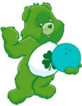Spare Bears - Heather Blue logo