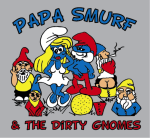 Team Home Page For Papa Smurf And The Dirty Gnomes 15121037 Kb