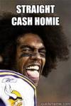 Straight Cash Homie (Sport Grey) logo