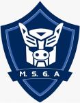 MSGA - White logo