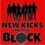 New Kicks on the Block logo