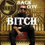 Sack City Bitch (Red) logo