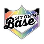 SIT ON MY BASE logo