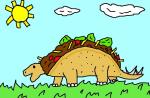 Tacosaurus logo