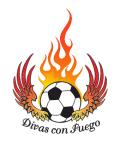 Divas Con Fuego logo