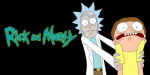 Flick and Morty logo