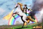 Unicorn Booty Patrol logo