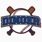 Swingers & Dingers (Dark Heather) logo