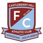 Castleberry Hill FC (Light Blue) logo