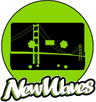 The New Waves! logo