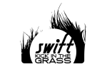 Swift Kick in the Grass (Lime) logo