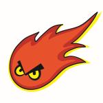 Fireballs D logo