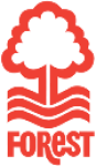 Tricky Trees FC (White/Blue) logo