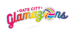 Gate City Glamazons (Berry) logo