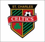 St Charles Celtics Blue 40+ logo